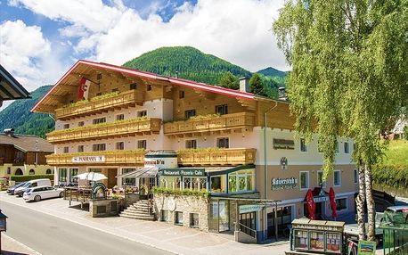 Rakousko - Salcbursko na 4 až 11 dní, bez stravy s dopravou vlastní