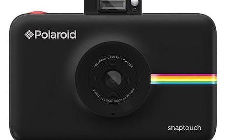 Digitální fotoaparát Polaroid SNAP TOUCH Instant Digital černý (POLSTB)