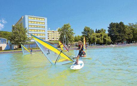 Maďarsko - Balaton na 8 až 11 dní, polopenze nebo bez stravy s dopravou vlastní přímo na pláži