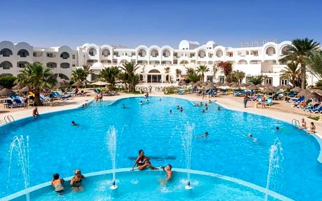 Tunisko - Djerba na 8 až 15 dní, all inclusive s dopravou letecky z Brna, Prahy nebo Ostravy přímo na pláži