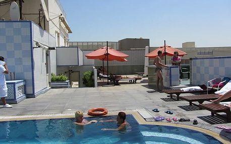 Spojené arabské emiráty - Dubai na 6 dní, polopenze, snídaně nebo bez stravy s dopravou letecky z Prahy 5 km od pláže