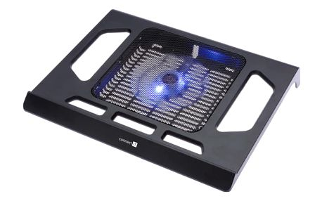 """Chladící podložka pro notebooky Connect IT Breeze pro 17"""" černá (CI-438)"""