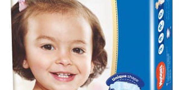 HUGGIES® Ultra Comfort 4+ (10-16 kg) 50 ks – jednorázové pleny