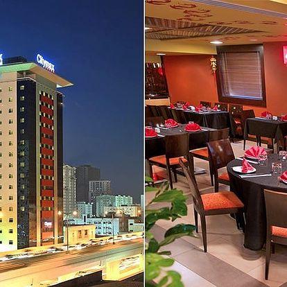 Spojené arabské emiráty - Sharjah na 6 až 8 dní, polopenze nebo snídaně s dopravou letecky z Prahy