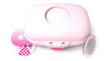 Světle růžový obědový box Monbento Gram,600ml