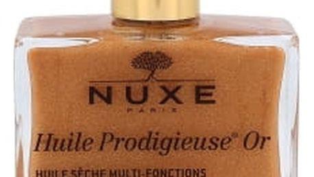 NUXE Huile Prodigieuse Or Multi Purpose Dry Oil Face, Body, Hair 100 ml tělový olej pro ženy