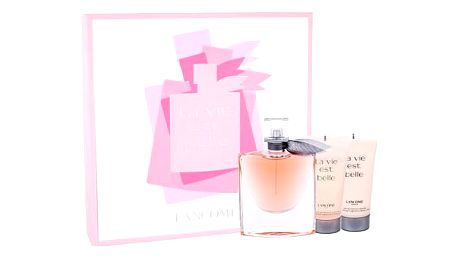 Lancome La Vie Est Belle EDP dárková sada W - EDP 75 ml + tělové mléko 50 ml + sprchový gel 50 ml