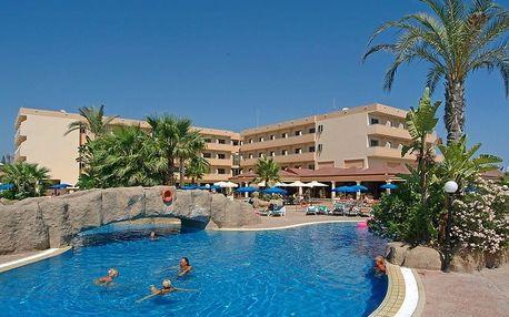 Kypr - Agia Napa na 11 až 13 dní, all inclusive nebo polopenze s dopravou letecky z Prahy 150 m od pláže