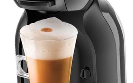 Espresso Krups NESCAFÉ Dolce Gusto Mini Me KP1208CS černé/šedé