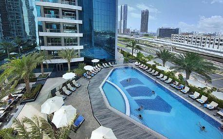Spojené arabské emiráty - Dubai na 6 až 8 dní, polopenze nebo snídaně s dopravou letecky z Prahy 2 km od pláže
