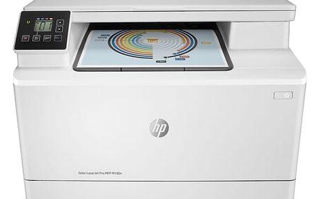 Tiskárna multifunkční HP LaserJet Pro MFP M180n (T6B70A#B19)