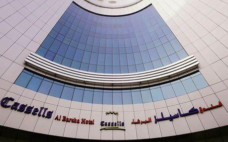 Spojené arabské emiráty - Dubai na 5 až 8 dní, polopenze nebo snídaně s dopravou letecky z Prahy 8 km od pláže