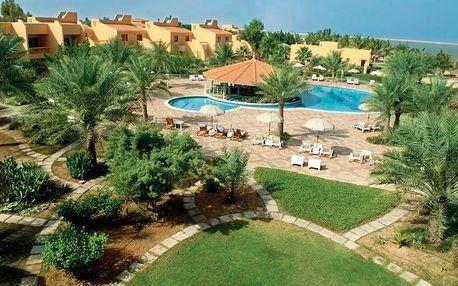 Spojené arabské emiráty - Ras Al Khaimah na 7 až 8 dní, all inclusive s dopravou letecky z Prahy přímo na pláži