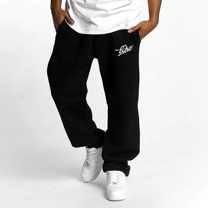 Ecko Unltd. / Sweat Pant Gordon`s Bay in black L