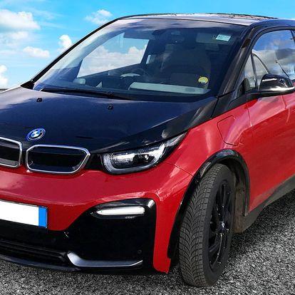 Půjčení elektromobilu BMW i3 až na 30 dní