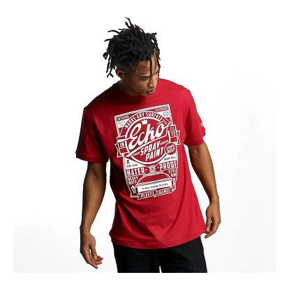 Ecko Unltd. / T-Shirt Gordon´s Bay in red XL