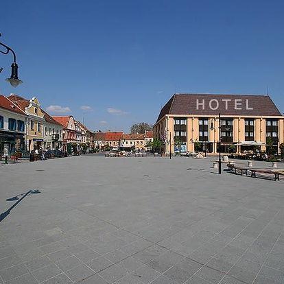 Maďarsko - Western Transdanubia na 8 dní, polopenze s dopravou vlastní