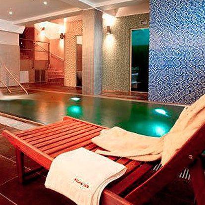 Toulky hlavním městem: pobyt s privátní bazénem