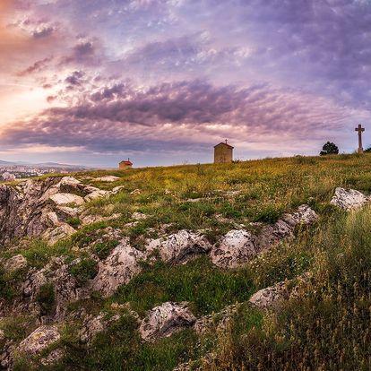 Víkend v historické Nitře vč. prohlídky hradu