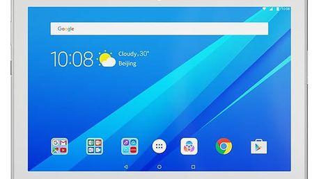 """Dotykový tablet Lenovo TAB4 10"""" Wi-Fi 32 GB (ZA2J0076CZ) bílý Software F-Secure SAFE, 3 zařízení / 6 měsíců v hodnotě 979 Kč + DOPRAVA ZDARMA"""