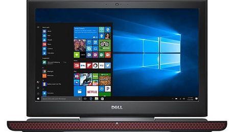 Notebook Dell 15 7000 (7567) (N-7567-N2-512K) černý Software F-Secure SAFE, 3 zařízení / 6 měsíců + Monitorovací software Pinya Guard - licence na 6 měsíců v hodnotě 1 178 Kč + DOPRAVA ZDARMA