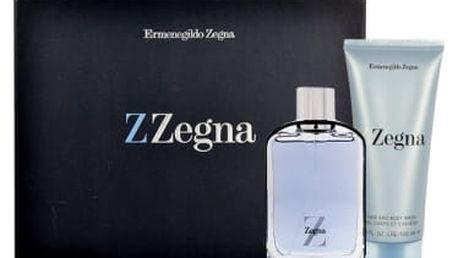 Ermenegildo Zegna Z Zegna dárková kazeta pro muže toaletní voda 50 ml + sprchový gel 100 ml