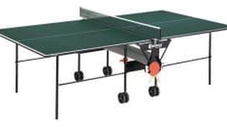 Sponeta S1-12i Stůl na stolní tenis (pingpong) -zelený