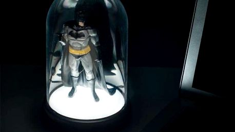 Sběratelská lampička Batman