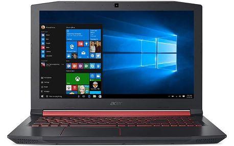 Notebook Acer Nitro 5 (AN515-52-59FA) (NH.Q3MEC.001) černý Software F-Secure SAFE, 3 zařízení / 6 měsíců v hodnotě 979 Kč + DOPRAVA ZDARMA