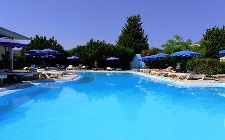 Řecko - Rhodos na 8 až 12 dní, all inclusive s dopravou letecky z Prahy nebo Brna 700 m od pláže