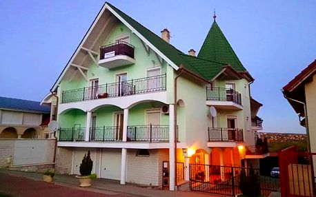 3 nebo 4denní pobyt v lázeňském městě Hevíz v Maďarsku pro 2 osoby v apartmánu Fortuna 24