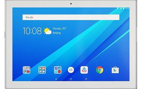 """Dotykový tablet Lenovo TAB4 10"""" Wi-Fi 32 GB (ZA2J0076CZ) bílý Software F-Secure SAFE, 3 zařízení / 6 měsíců v hodnotě 979 Kč"""