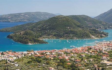Řecko - Lefkada na 13 až 14 dní, polopenze s dopravou autobusem 450 m od pláže