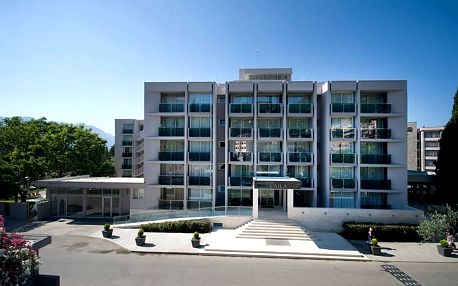 Černá Hora - Bečiči na 8 až 11 dní, all inclusive nebo polopenze s dopravou letecky z Prahy 200 m od pláže
