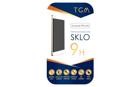 Ochranné sklo TGM pro Huawei P8 Lite průhledné (TGM-HUAWP8LDS)