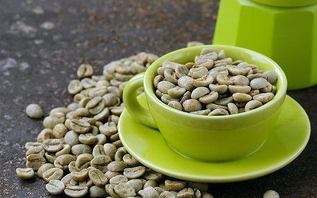 Bio mletá zelená káva: čistá i s příchutěmi