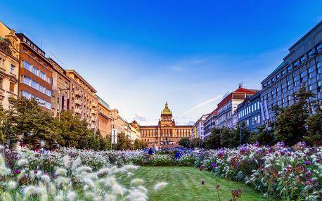 Výnimočný JALTA Boutique Hotel***** Praha priamo na Václavskom námestí