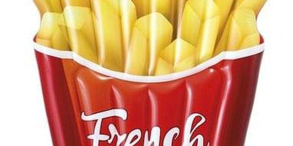Intex Nafukovací lehátko French fries, 175 cm