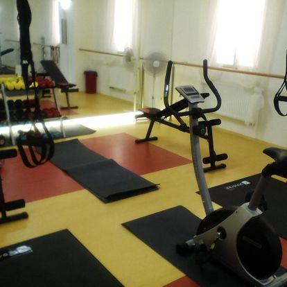 Lehké fitness cvičení pro těhotné ženy v Holešovicích