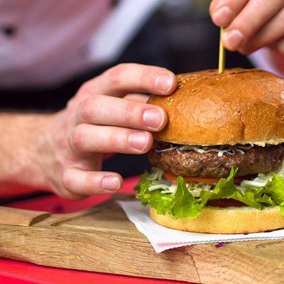 Kurz vaření ve Food Atelieru: burgery i steaky