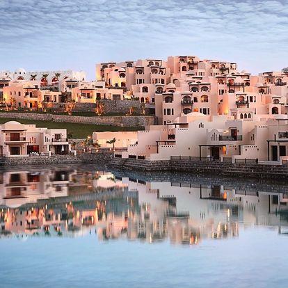 Spojené arabské emiráty - Ras Al Khaimah na 7 dní, snídaně s dopravou letecky z Prahy přímo na pláži