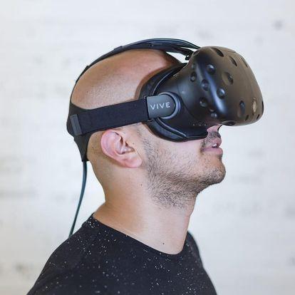 Dobrodružství ve virtuální realitě