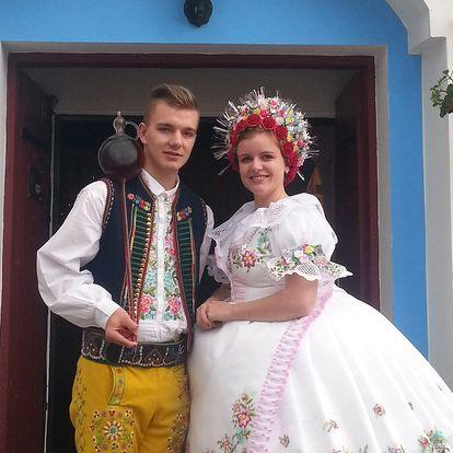 Podzimní vinařský pobyt na jižní Moravě s neomezenou konzumací vína