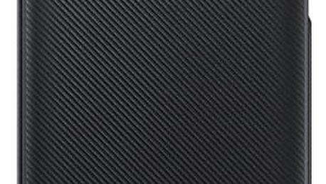 Pouzdro na mobil flipové Samsung Wallet Cover pro Galaxy J6 (EF-WJ600C) černé (EF-WJ600CBEGWW)