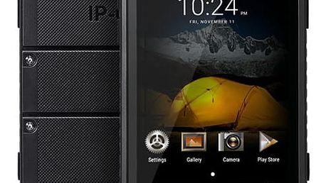 Mobilní telefon UleFone Armor Dual SIM černý Software F-Secure SAFE, 3 zařízení / 6 měsíců v hodnotě 979 Kč + DOPRAVA ZDARMA