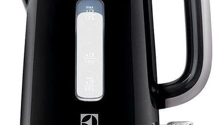 Rychlovarná konvice Electrolux EEWA3300 černá