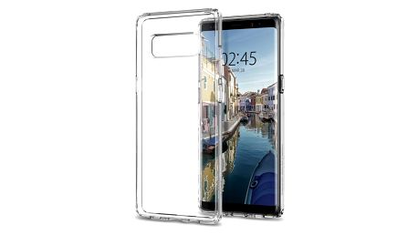 Kryt na mobil Spigen Ultra Hybrid Samsung Galaxy Note 8 průhledný (HOUSAGANO8SPTR1)