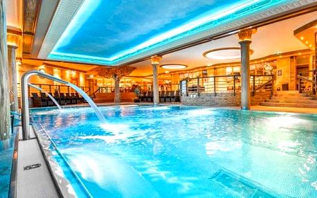 Slovensko: wellness pobyt v moderním hotelu