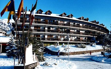 Hotel resort Veronza v Carano