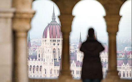 Pobyt v centre Budapešti v dobre vybavených apartmánoch až pre 5 osôb